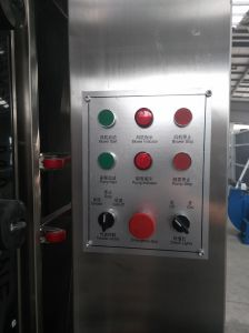 Vertical Glass Washing and Drying Machine pictures & photos