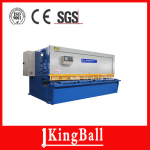 Hydraulic CNC Pendulum Shearing Machine (QC12K-8*6000) pictures & photos