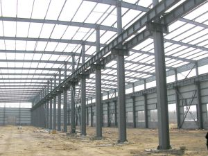 Construction Steel Prefab Building