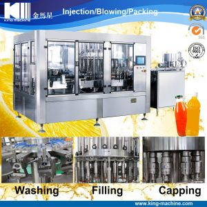 Complete Pulp Juice Bottling Machine pictures & photos