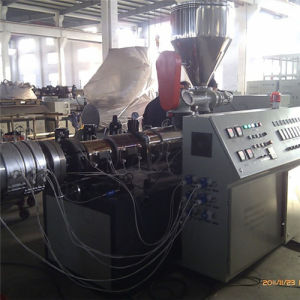 Plastic Pipe Extrusion Line pictures & photos