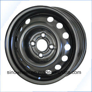 15X6 Passenger Car Steel Wheel Rim pictures & photos