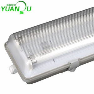 IP65 T8 Fluorescent Lighting Fittings (YP3258T) pictures & photos