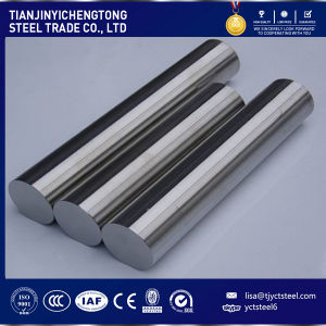 High_Quality 409 Stainless Steel Round Black Bar pictures & photos