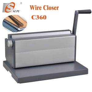 Double Wire Closer Binding Machine (C360) pictures & photos