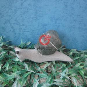 Stone Snail Sculpture (SSS001)
