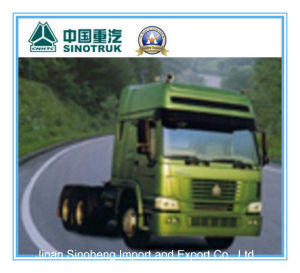 Top Brand Sinotruk HOWO 6 X 4 Tractor Truck 420HP pictures & photos