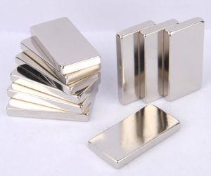 Block Neodymium Magnets (N35, N38, N40, N42, N45, N48, N50) pictures & photos