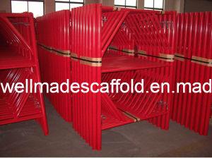 Frame Scaffolding|Shoring Frame Scaffold|Walk Through Frame pictures & photos