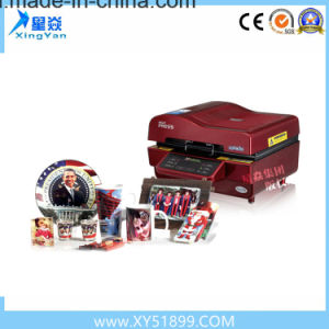 High Quality Multifunctional 3D Sublimation Vacuum Heat Press Machine pictures & photos