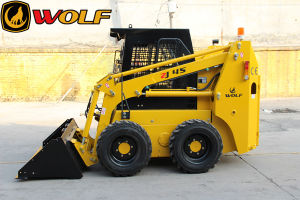 Wolf 45HP Skid Steer Loader pictures & photos