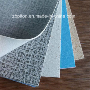 1.5mm Homogeneous PVC Roll Flooring pictures & photos