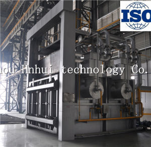 1200º C High Degree Mini Gas Quenching Furnace for Stainless Steel pictures & photos