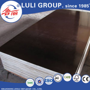 Commercial Plywood /Film Faced Plywood /Shuttering Plywood From China Manufacturer pictures & photos