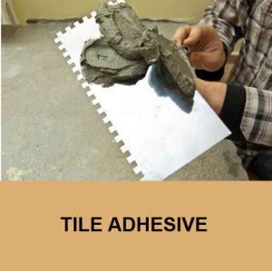 Celloluse Ethers Thin Set Adhesive Construction Grade HPMC pictures & photos