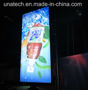 Aluminum Fabric PVC LED Side Light Banner Tension Street Road Advertising Light Box Poster Frame pictures & photos