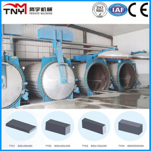 Autoclave for AAC Production Line with Fly Ash or Sand pictures & photos
