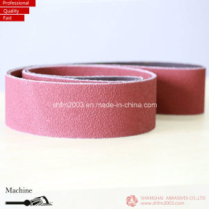 MPa Approved Sanding Abrasive Belt for Metal (professional manufacturer) pictures & photos