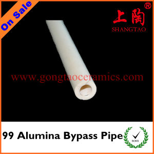 Special 5 Hole High Alumina Pipe pictures & photos