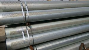 API 5CT K55 Seamless Casing Screen Slotted Tube pictures & photos