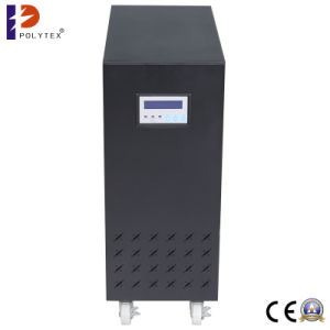 Low Frequency Online UPS of 10kw Second Way Power Backup, Power Supply System pictures & photos