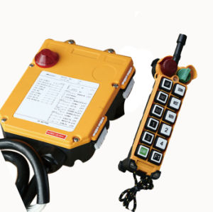 F24-12D 220 Volts Wireless Remote Control Crane Remote Control pictures & photos