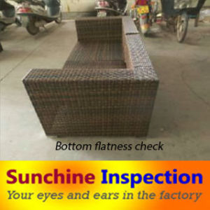 Rattan Furniture Quality Inspection/Quality Check pictures & photos