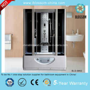 Household Modern Complete Steam Shower Room (BLS-9862) pictures & photos