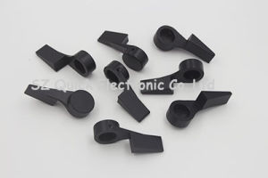 Black Plastic Anodized Aluminum CNC Machining Parts pictures & photos