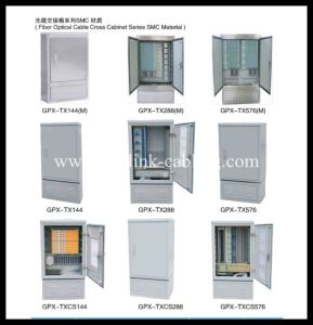 576 Cores Outdoor Fiber Cabinet pictures & photos