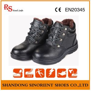 Chemical Resistant Winter Safety Shoes to Russia Market RS818 pictures & photos