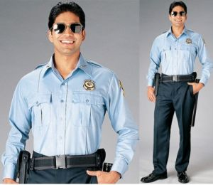 Security Uniform of Long Sleeve for Men (LL-S05) pictures & photos