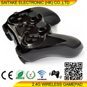 Li-Battery Wireless Gamepad (STK-WL2023PUP) pictures & photos