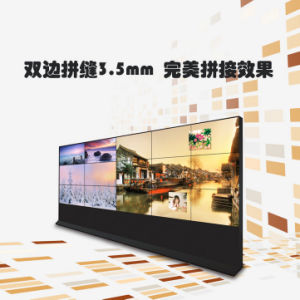 55 Inch 3.5mm Ultra Narrow Bezel with Samsung LCD TV Video Wall Screen for Advertising pictures & photos