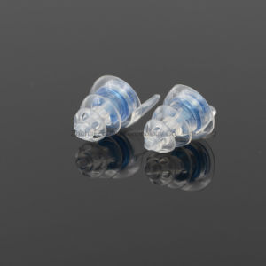 OEM High Quality Noise Reduction Silicone Earplug pictures & photos
