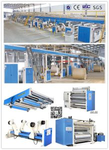 Automation Computerised Corrugated Carton Paper Making Machine pictures & photos