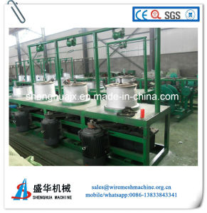 Anping Good Quality Wire Drawing Machine, Water Tank Drawing Machine pictures & photos