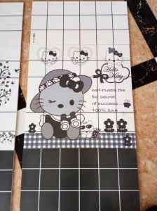 Decoration of Black and White Ceramic Wall Tile From Linyi Factory pictures & photos