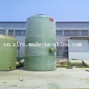 FRP GRP Chemical Substance Tank Fuel Transport Tank pictures & photos