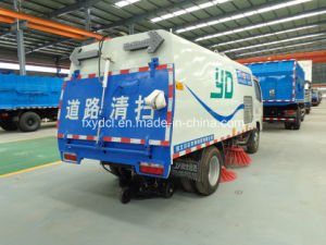 Wet Type Sanitation Road Sweeper