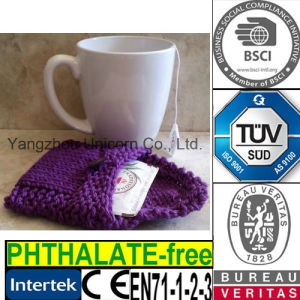 Knit Cover Teapot Tea Bag Holder