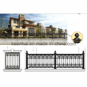 China Wholesale Decorative Aluminum Garden Fence for Villa pictures & photos