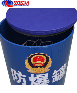 Safe Explosive Bomb Basket with High Quality for Court Yard pictures & photos