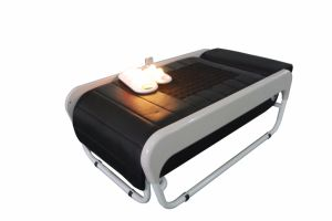 Folding 3D Massage Bed Wellness Care SPA pictures & photos