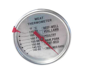 Bimetallic Thermometer