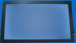 Abrasion Wear Control Board Graphic Overlay Touch Screen Panel pictures & photos