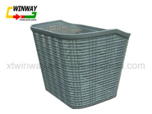 Hot Selling Bicycle Parts, Bicycle Plastic Basket pictures & photos