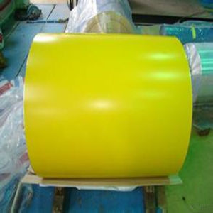 Ral 1028 Prepainted Galvanized Kcc Color Coated Steel Coil pictures & photos