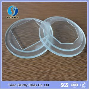 Tempered Clear Float Decorative Step Glass for LED Lighting pictures & photos
