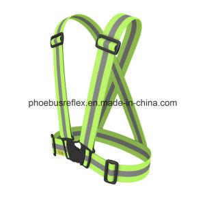 Reflective Safety Belt/ Bicycle Rider Safety Shoulder Belt pictures & photos